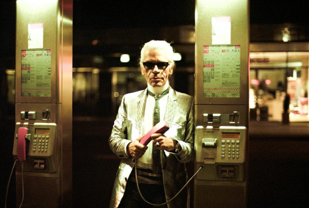 Karl Lagerfeld en Berlín, la otra cara detrás del genio de Chanel
