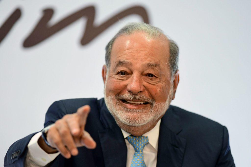 Carlos Slim donará 1,000 mdp para equipo médico