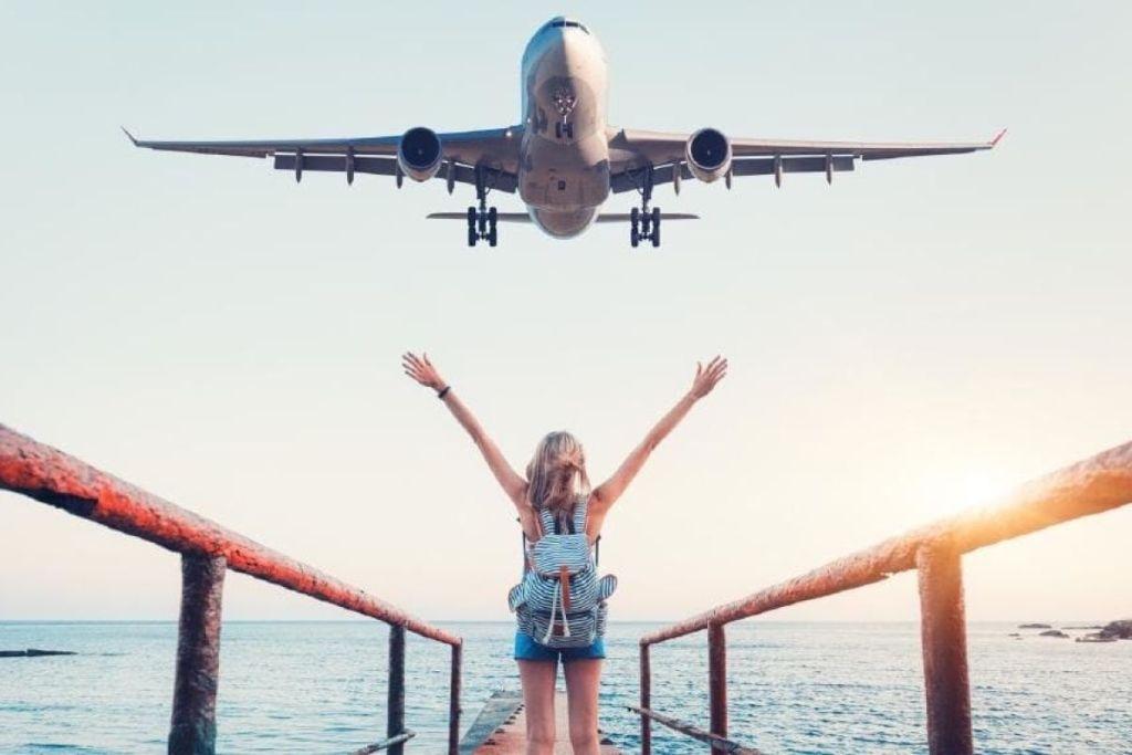cómo viajan las mujeres