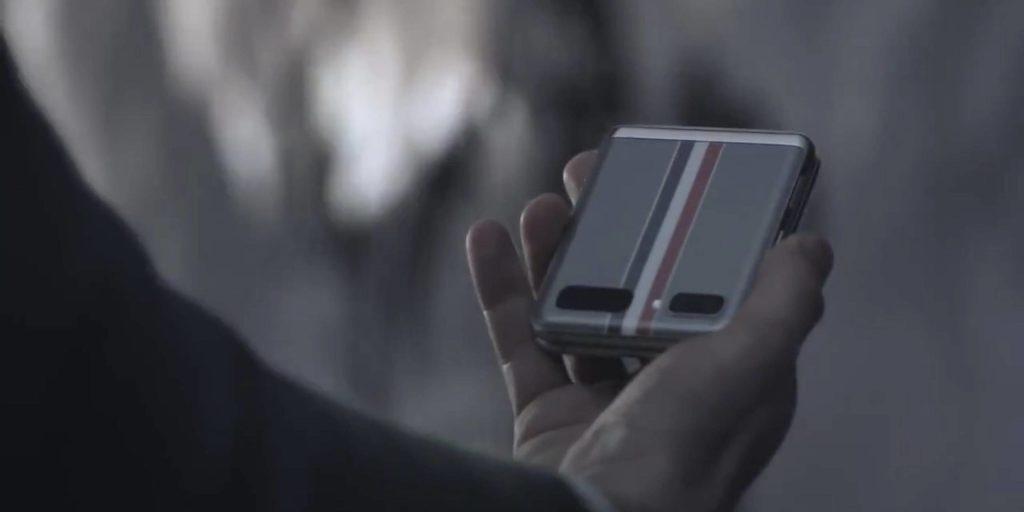 Galaxy Z Flip lanza una edición de lujo de 2,500 dólares