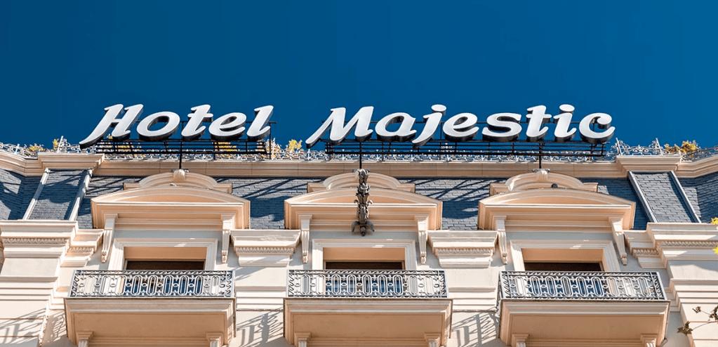 Majestuoso y atemporal, así es Majestic Hotel & Spa Barcelona