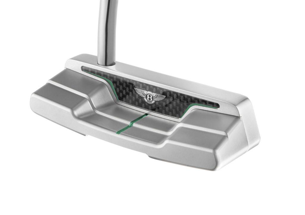 Presentan la colección de palos de golf de Bentley