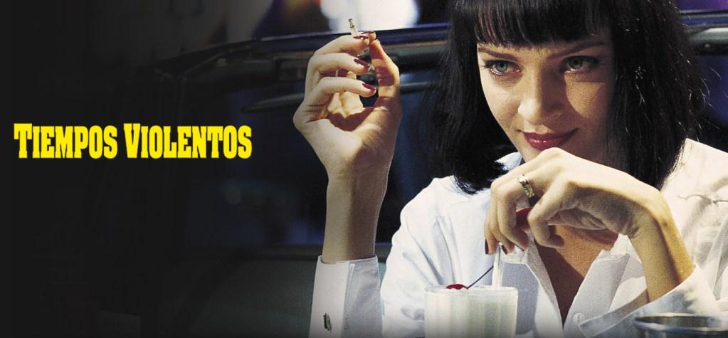 Tiempos Violentos actualmente disponible en Netflix