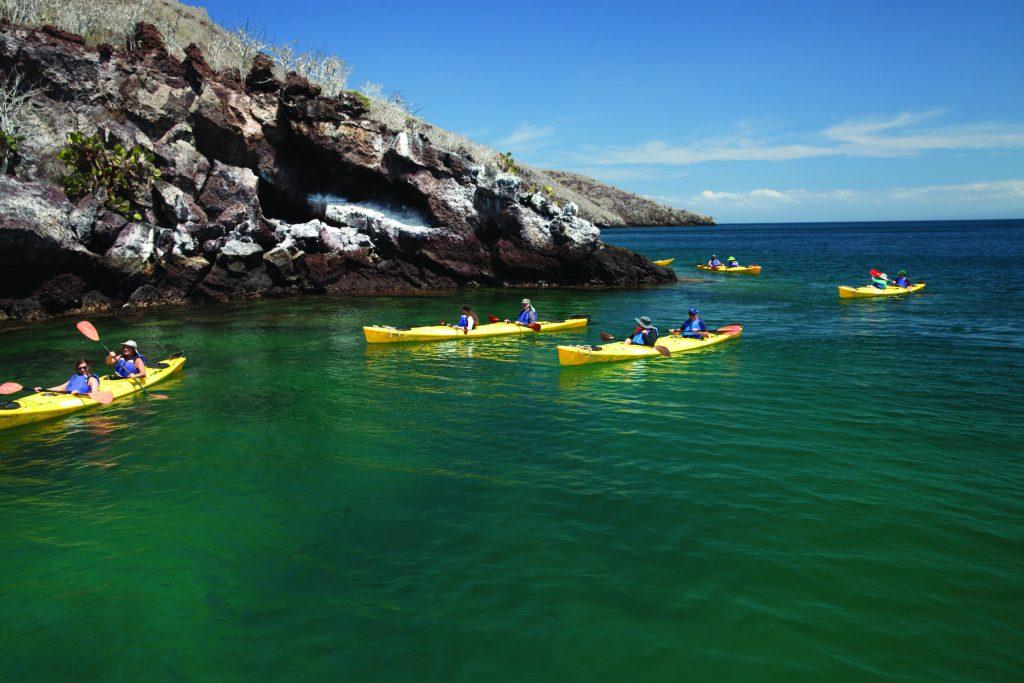 Las Islas Galápagos: una sorprendente expedición al museo viviente
