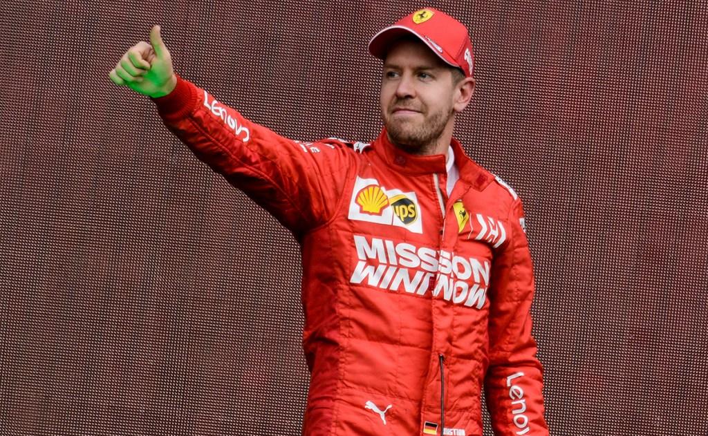 Vettel anuncia su retiro de la escudería Ferrari al finalizar la temporada