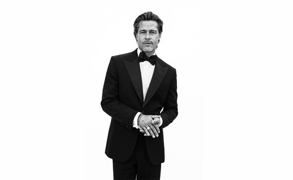 Estos son los trajes favoritos de Brad Pitt
