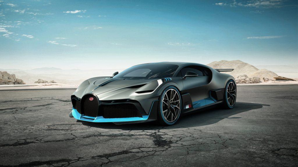 Cómo puedes personalizar el exclusivo Bugatti Divo de 5.4 mdd