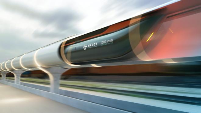 El tren que podría llevarte de Ámsterdam a París en tan solo 90 minutos
