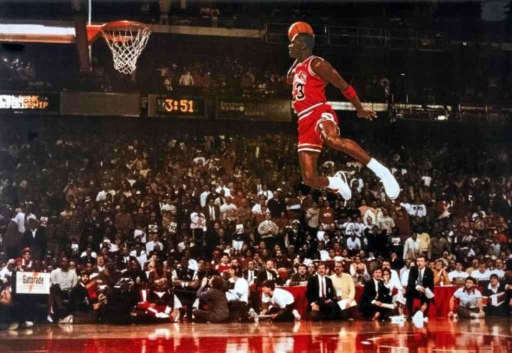 """Aumenta la búsqueda de productos de Michael Jordan después de """"The Last Dance"""""""