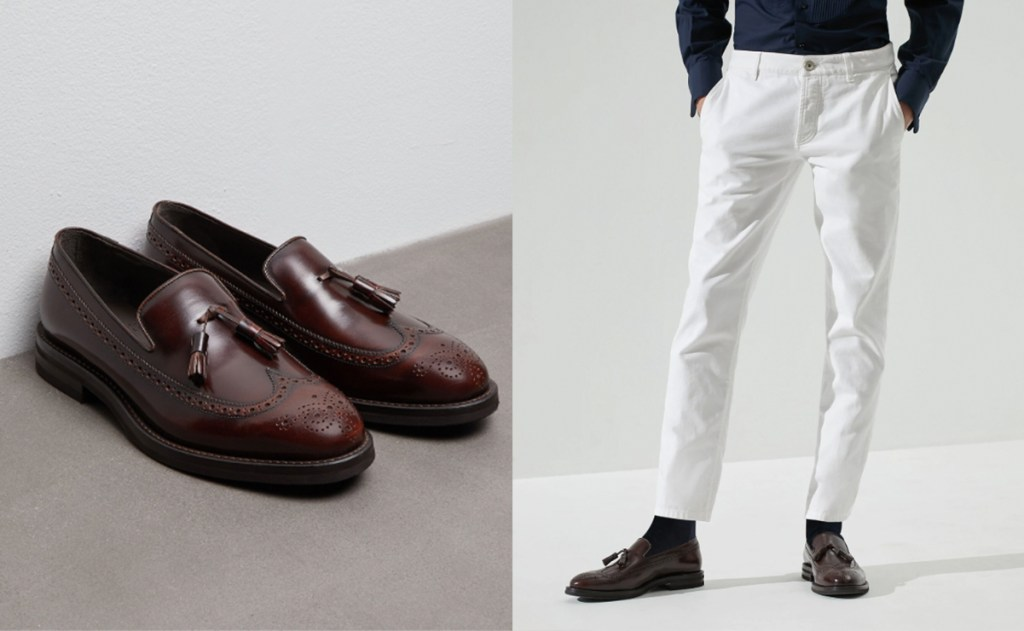 Seis opciones de mocasines para refrescar tu estilo