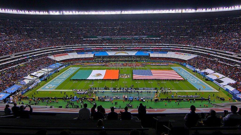 La NFL cancela sus partidos en el extranjero: regresa a México en 2021