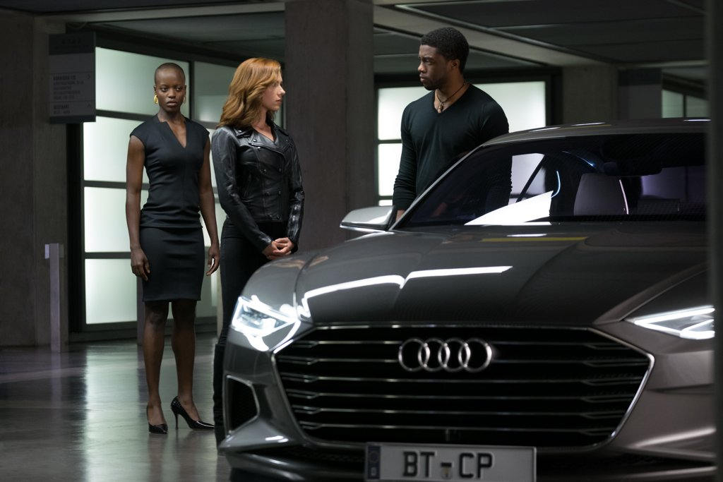 Audi en el cine: una historia explosiva, natural y memorable