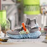 Space Hippie, las zapatillas más sustentables de Nike, hechas con basura espacial