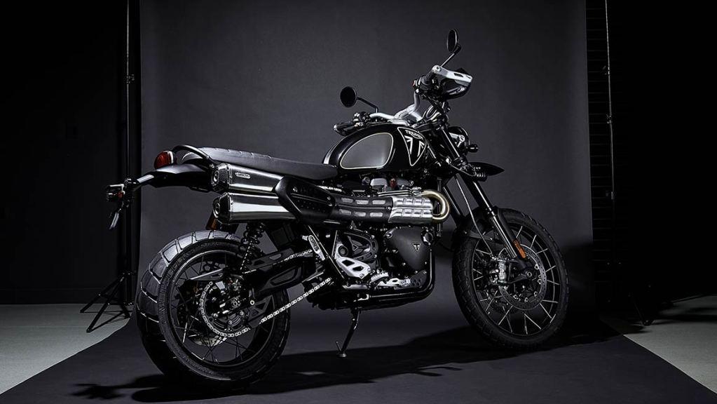 La nueva motocicleta de James Bond se agotó en menos de 24 horas