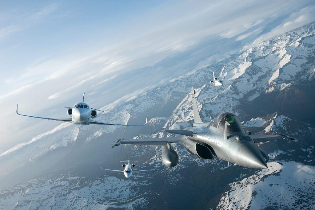 Con Falcon 2000LXS, lo mejor de dos mundos se presenta en uno