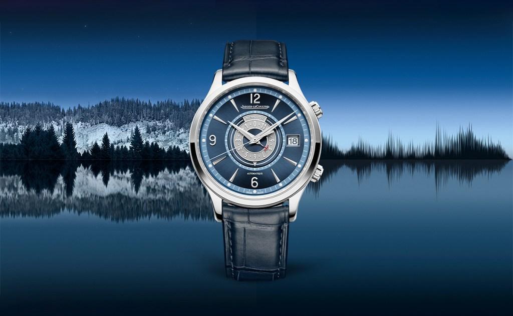 Lo nuevo de Jaeger-LeCoultre está inspirado en el sonido de la naturaleza