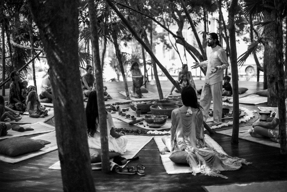 Palmaïa, refugio holístico y sustentable donde chamanes y curanderos se ocupan de tu bienestar