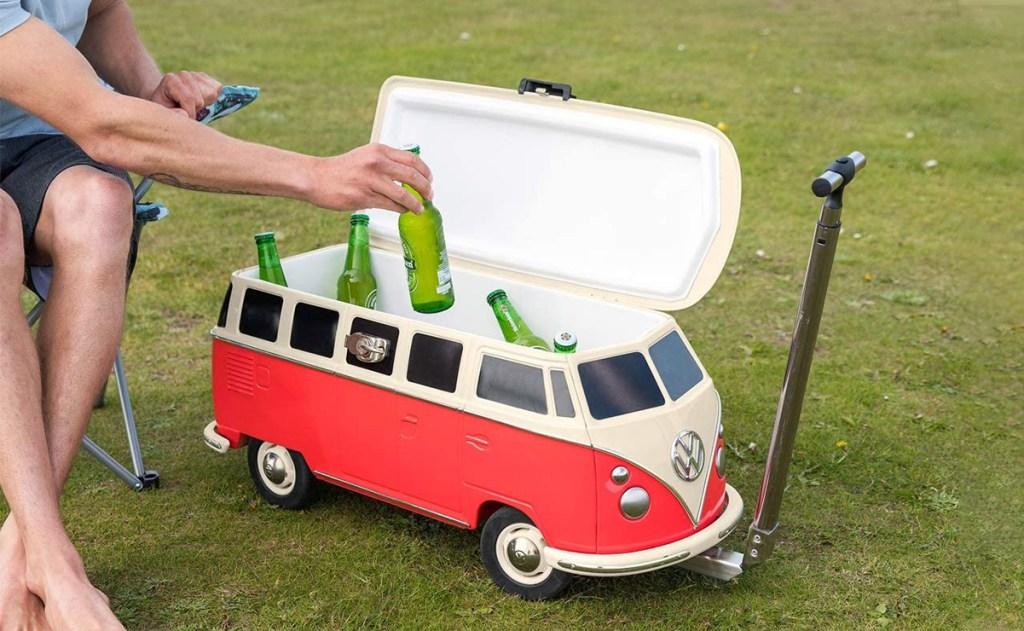 VW Cool Box es el objeto que todos van a querer, pero pocos podrán tener