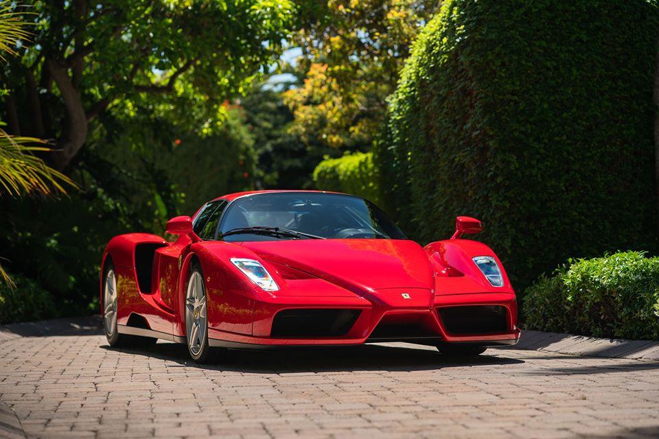 Ferrari Enzo 2003: Este es el auto más caro vendido en una subasta online