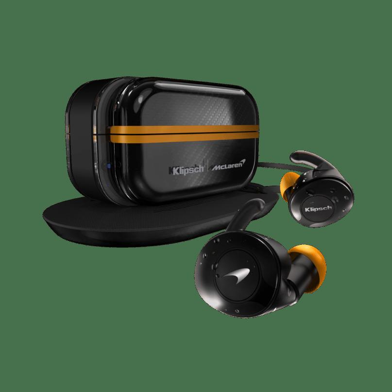 auriculares de McLaren