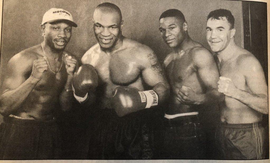 ¡Preparen el ring! Mike Tyson regresa al box tras 15 años de ausencia