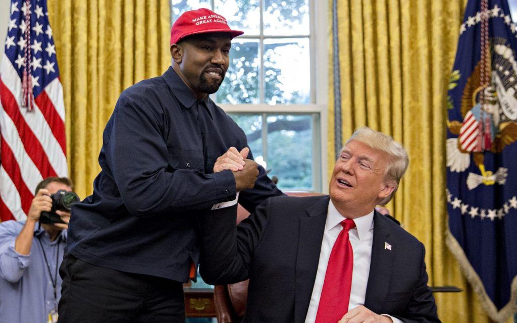 Kanye West quiere pasar de multimillonario a presidente de EEUU y Elon Musk lo apoya