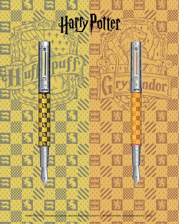 plumas de Harry Potter