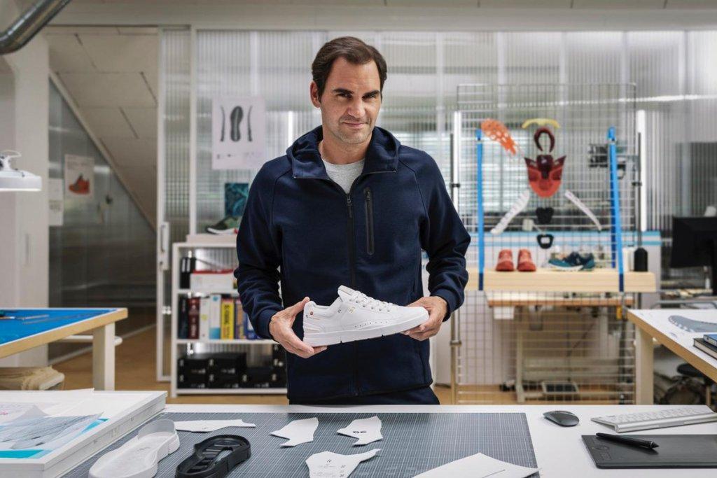 Roger Federer lanza sus primeras zapatillas deportivas y solo tienes una oportunidad para conseguirlas