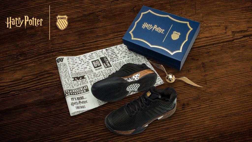 Los nuevos tenis de Harry Potter son lo que necesitas para jugar Quidditch todo el verano