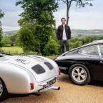 Bajista de Coldplay presenta su jamás revelada colección de Porsche clásicos