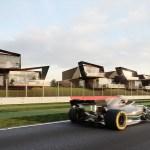 Escapade Silverstone: residencias de lujo creadas para los amantes de las carreras