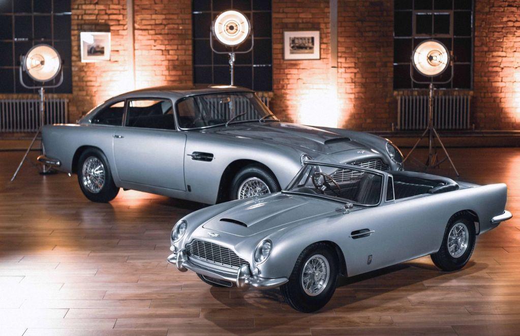 Los pequeños de la casa ahora lucirán como James Bond con este Aston Martin DB5 Junior