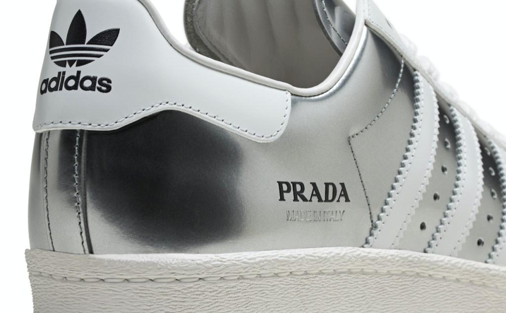 Prada y Adidas Originals revelan la segunda entrega de las icónicas Superstar