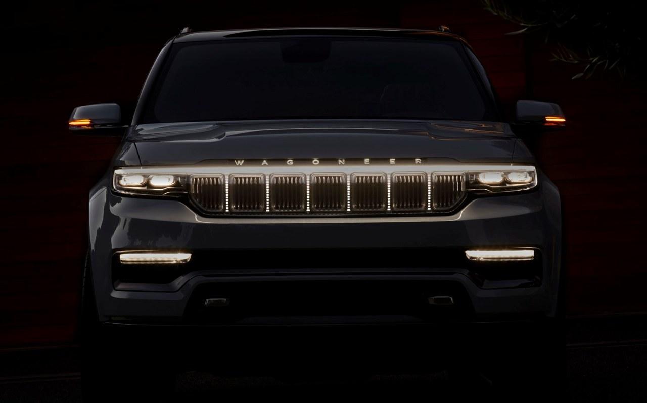 Te presentamos el Grand Wagoneer Concept: el SUV de lujo de Jeep, que además es eléctrico