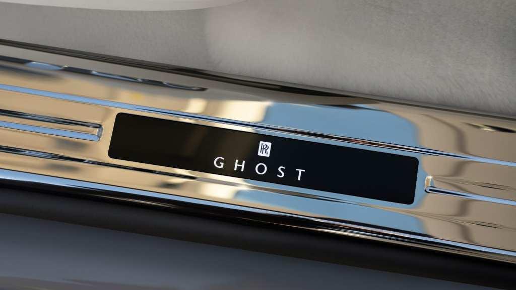 Te presentamos el nuevo Rolls Royce Ghost 2021, el epítome del lujo hecho auto