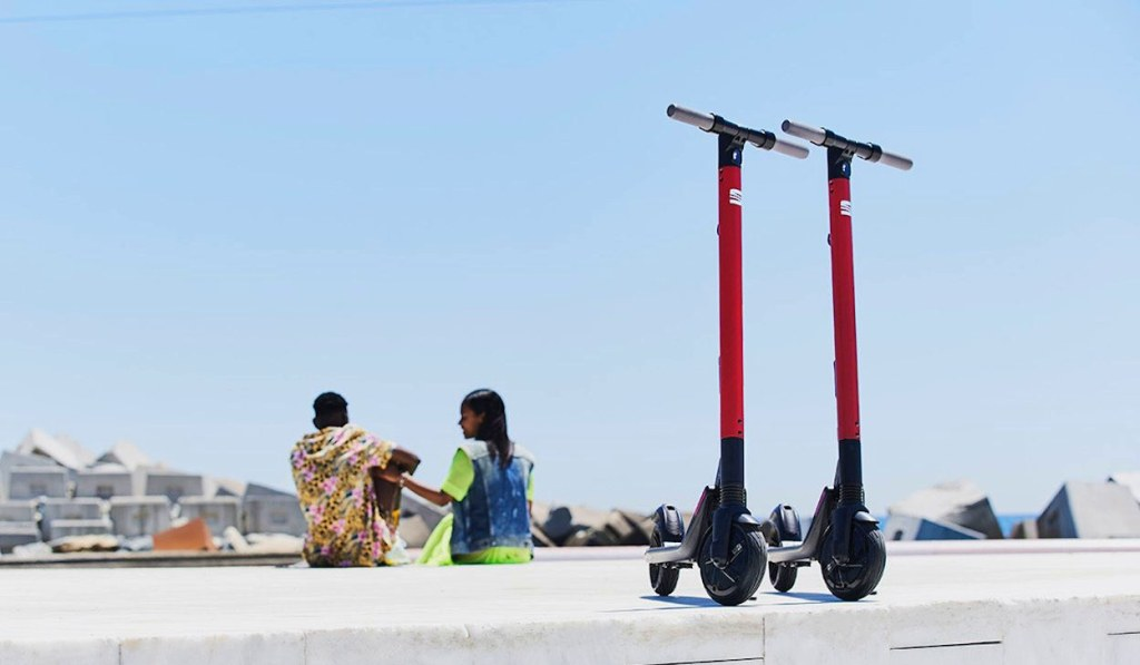 Te presentamos los eKickScooters de Seat, desarrollados por Segway