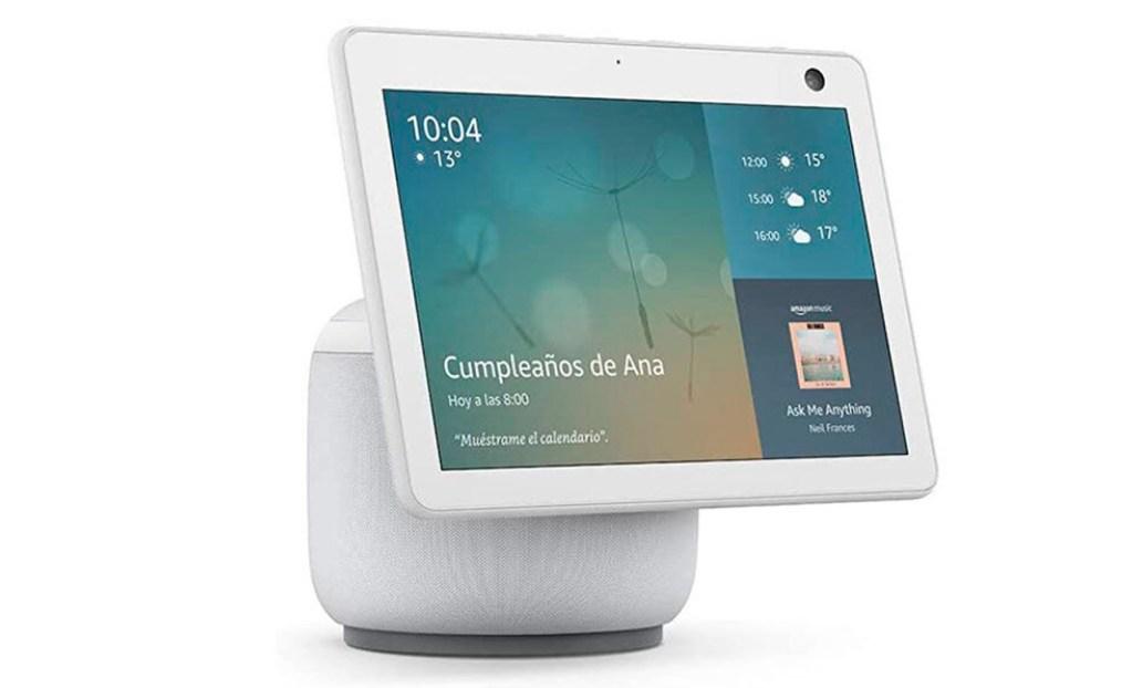 Amazon lanza nueva generación bocinas inteligentes Echo