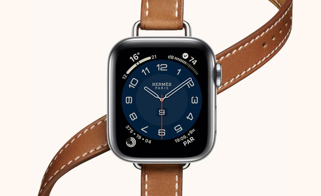 Te presentamos el nuevo Apple Watch  Hermès Series 6