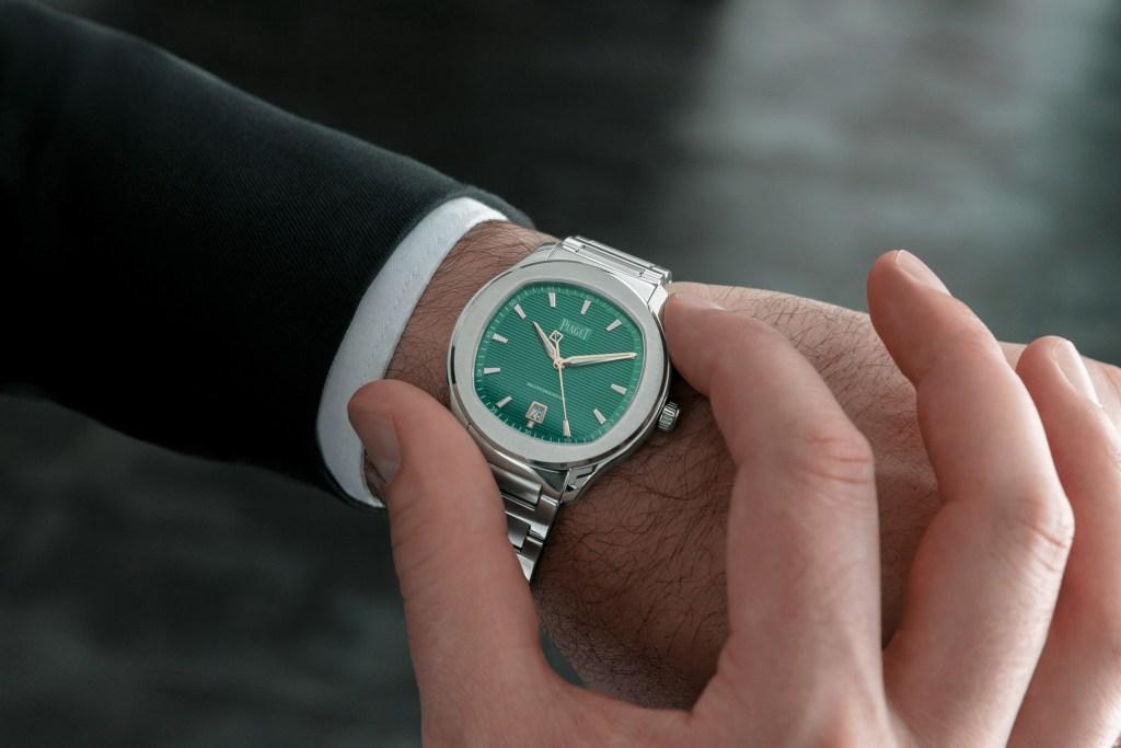 El Piaget Polo destaca como uno de los relojes más deseados del Salón de Alta Relojería