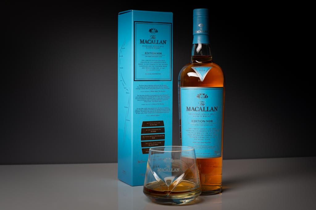Llega a México The Macallan Edition No. 6, el whisky inspirado en el legendario río Spey