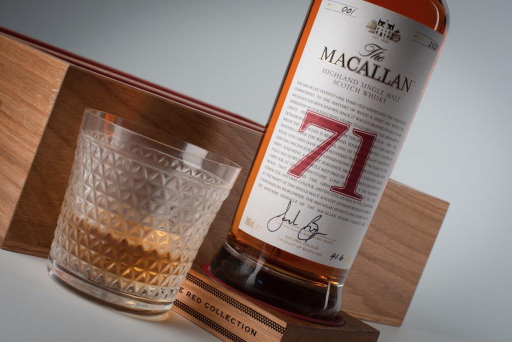 The Red Collection reúne los whiskies más antiguos de The Macallan, ¿ya los tienes?