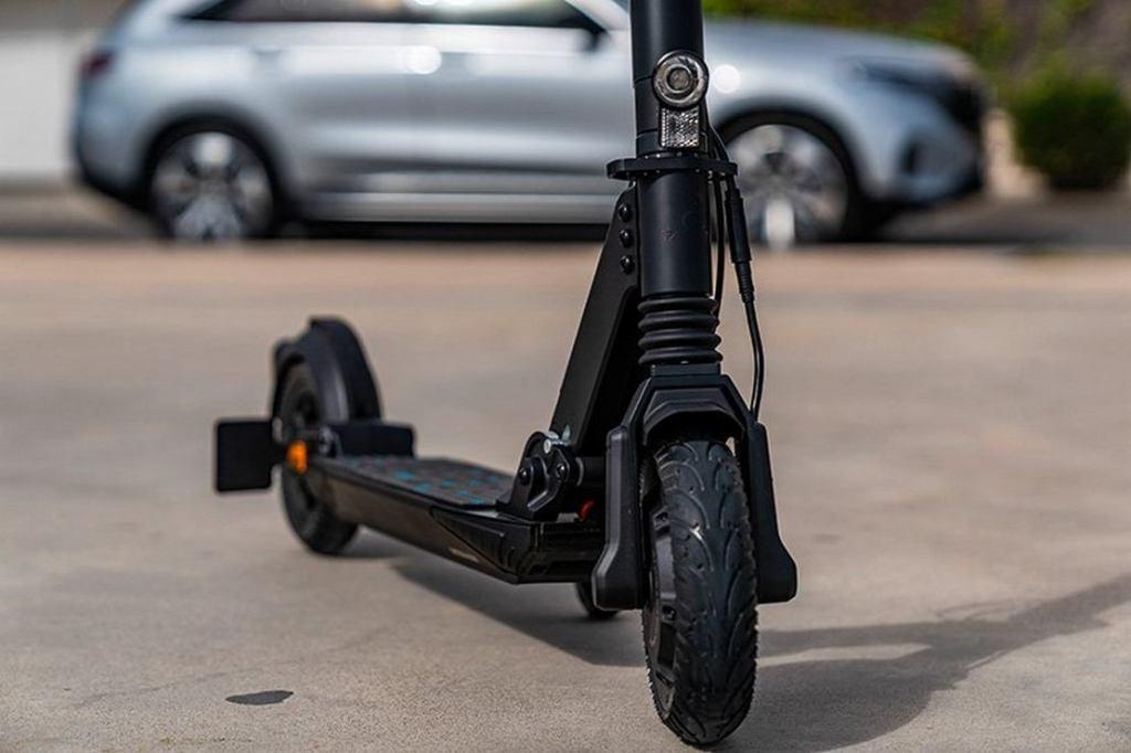 scooter de Mercedes-Benz