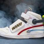 Reebok lanzó una colección de sneakers de Ghostbusters, ideal para esta temporada