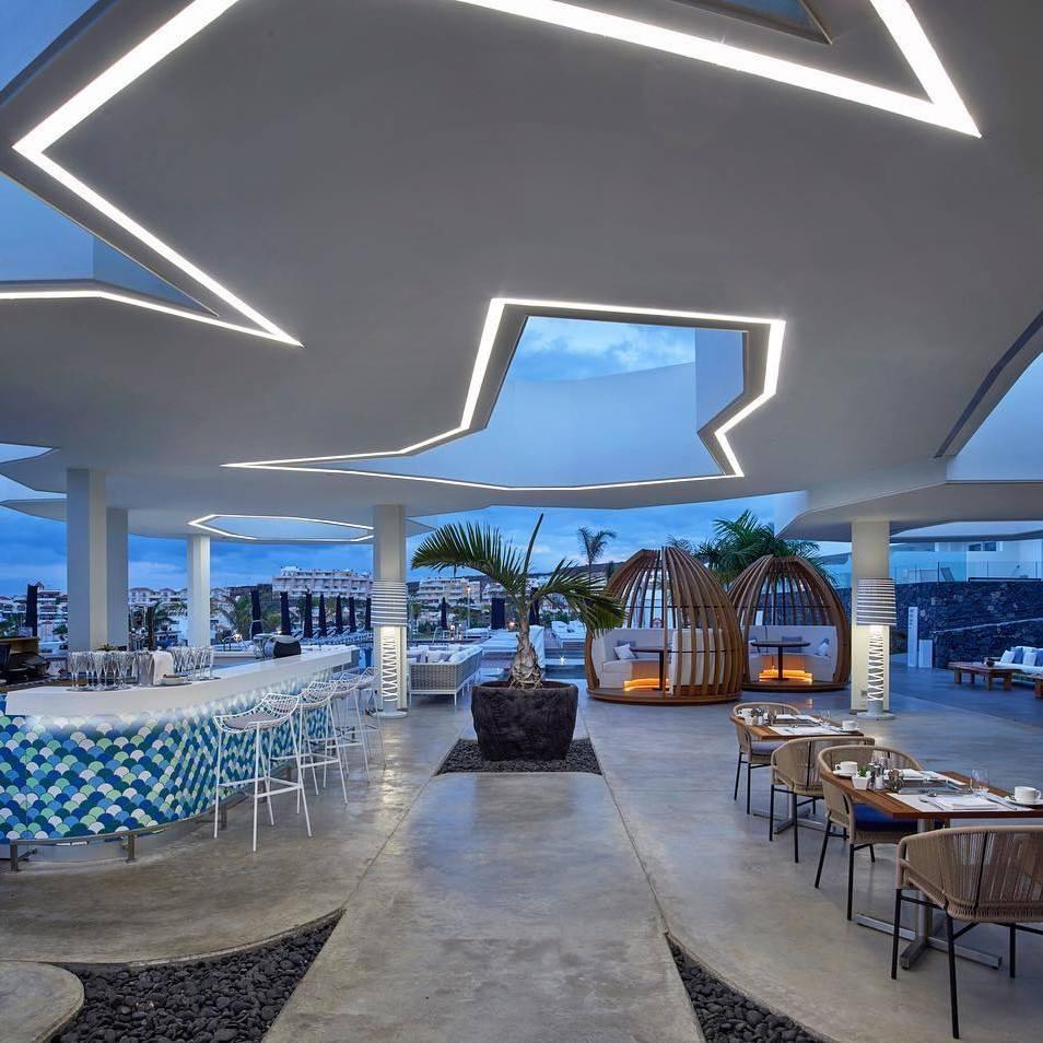 Disruptivo y de lujo, así es el mejor hotel del mundo en arquitectura y diseño