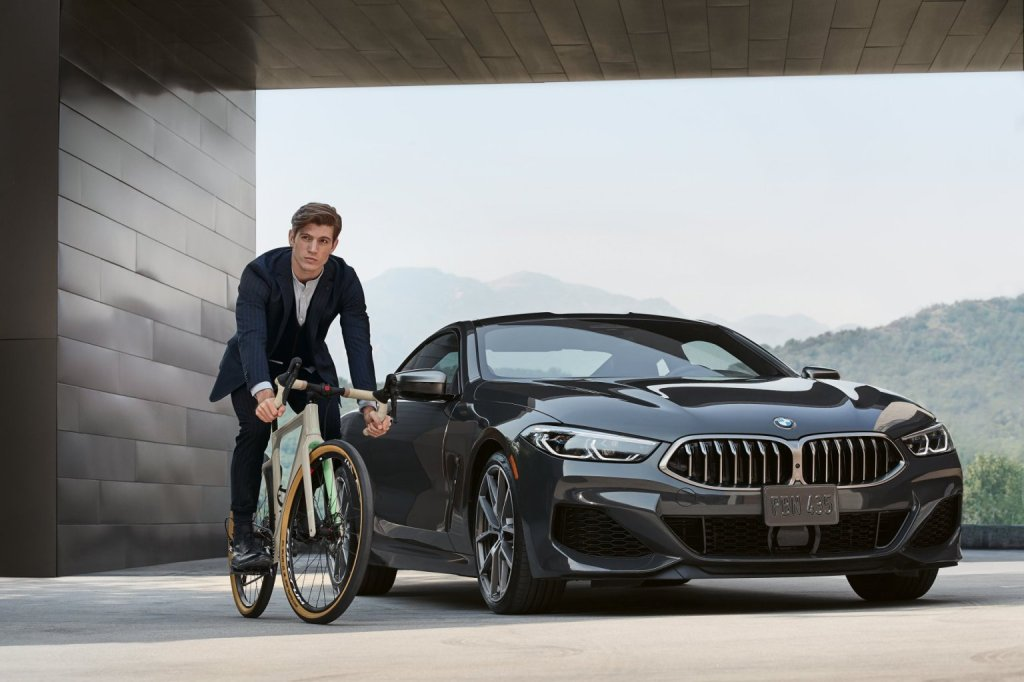 Las cinco mejores bicicletas, con marcas de autos de lujo, que debes tener en tu garage