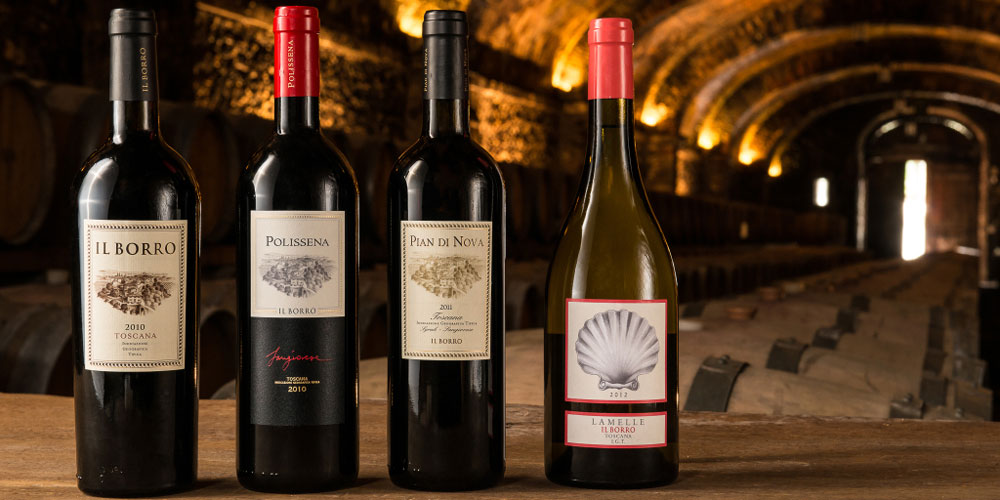 Il Borro: el vino toscano de la familia Ferragamo