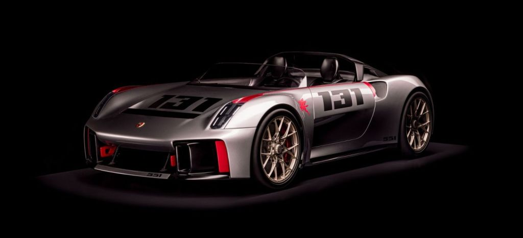 Lo nunca antes visto de Porsche, conoce su deportivo 'Little Rebel'