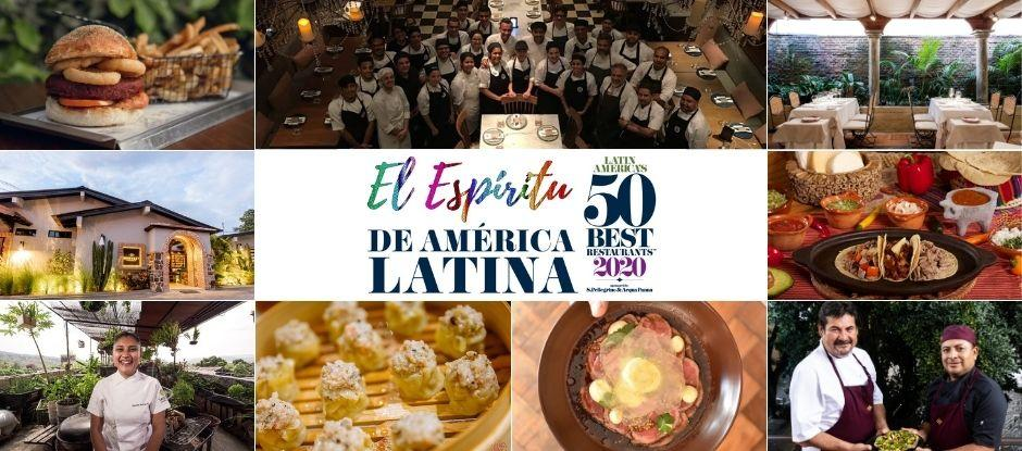Estos 6 restaurantes mexicanos nos representarán en 'El espíritu de América Latina'