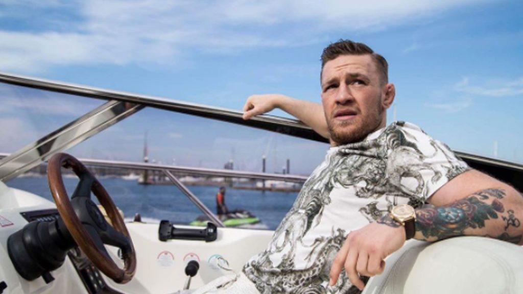 El nuevo yate de Conor McGregor será un Lamborghini, de edición limitada, de más de 3 mdd