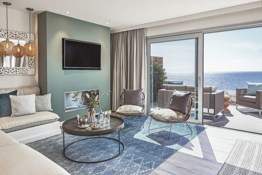 7Pines Kempinski Ibiza ofrece una mirada al placer en el Mediterráneo